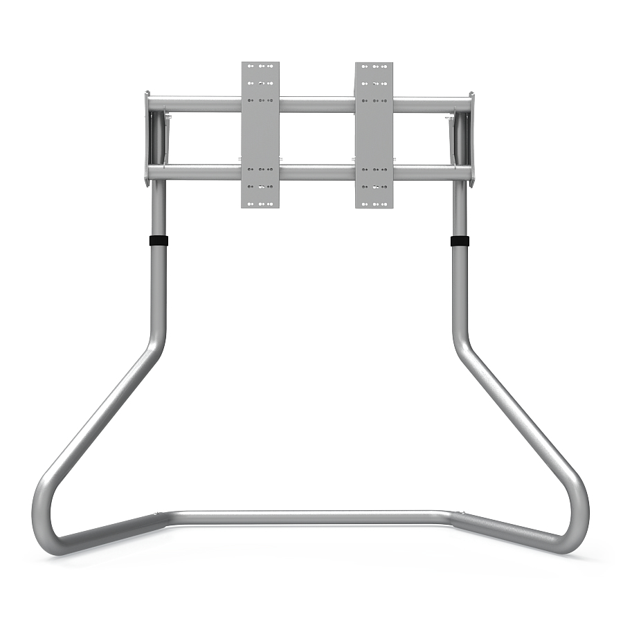 RS STAND S3 V2 Silver - TV Stand for up to 65 inch