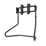 RS STAND S3 V2 Black - TV Stand for up to 65 inch
